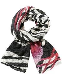 51503da086c1 Desigual Buf Zebra, Echarpe Femme, Noir (Negro 2000), Unique (Taille  Fabricant