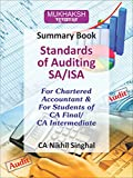 Summary Book Standards of Auditing