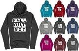 Womens Fall Out Boy Printed Hoodie casual pullover Sweatshirt Hoody Top Jumper