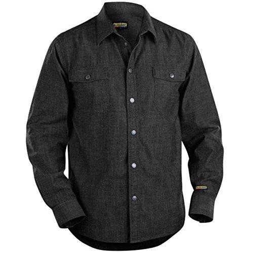Preisvergleich Produktbild Blakläder 329511299900M Jeans Hemd Größe M in schwarz