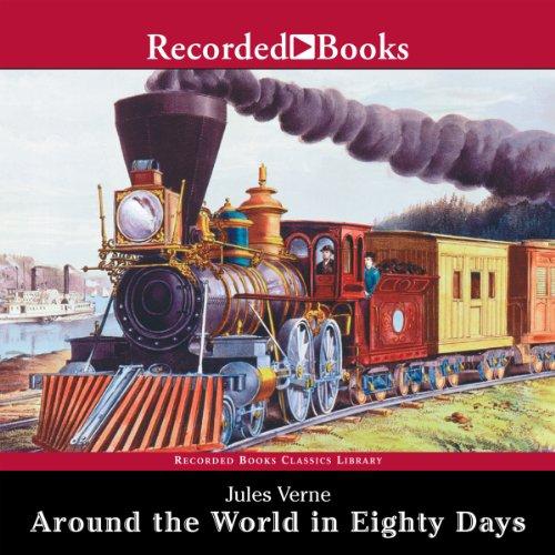 Around the World in 80 Days  Audiolibri