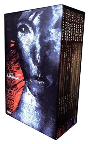 Sandman Tome 10 - Sandman 10 Volume Slipcase Set by Gaiman,