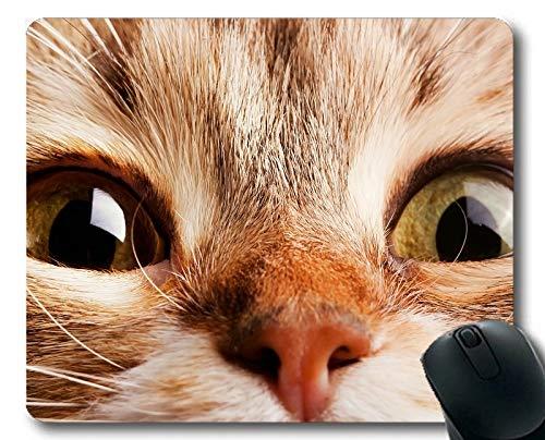 Mauspad, Makro-Katzenaugen-Mauspad, Mauspad für Computer cat355