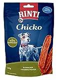 Rinti Hundesnacks Extra Chicko Kaninchen 60 g,12er Pack (12 x  60 g)