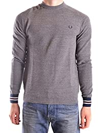 Fred Perry Textured Yarn Pique Crew Neck, Sweat-shirt