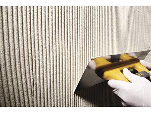 Natursteinkleber Glasmosaik und Fliesenkleber Weiß (C1TE) 25 kg