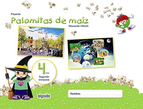 Proyecto Palomitas de maíz. Educación Infantil. 4 años. Segundo Trimestre por María Dolores Campuzano Valiente
