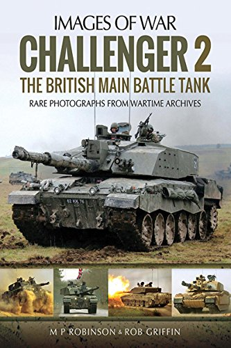 65543c8813d2 Challenger 2  The British Main Battle Tank (Images of War) (English Edition