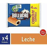 Bollycao Leche - Paquete de 4 x 60 gr - Total: 240 gr