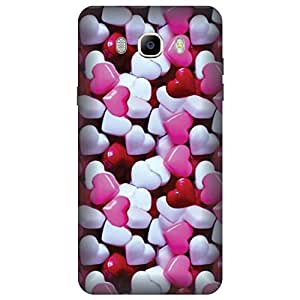 Skintice Designer Back Cover with direct 3D sublimation printing for Samsung Galaxy J7 (2016)