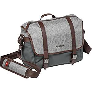 Manfrotto Small Windsor Messenger Bag for Compact System Camera - Black
