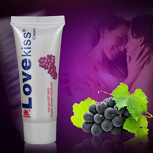 Catkoo 25ml Fruchtgeschmack Essbares Gleitmittel Persönliches Gleitmittel Adult Oral Sexy Toy Massage Oil,Schmiergel ohne Parabene oder Glycerin