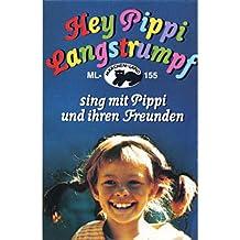 Hey,Pippi Langstrumpf [Musikkassette]