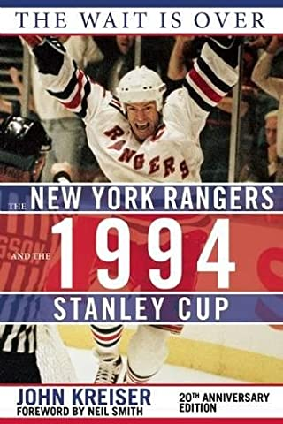 The Wait Is Over: The New York Rangers and the