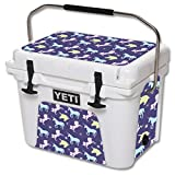 Best Yeti Ice Coolers - Skin For YETI Roadie 20 qt Cooler Review