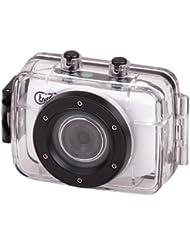 Trevi Go 2200 HD Sports Actionkamera Actioncam mini Sport Kamera mit 2'' Touchscreen