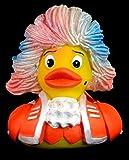 Bade-Ente Mozart Rock meets Amadeus (Orange)