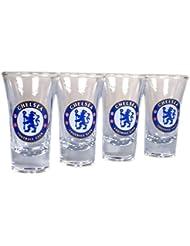 Chelsea F.C. Shot Glass Set