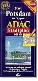 ADAC Stadtpläne, spezialgefaltet, Potsdam (ADAC Stadtplan spezialgefaltet)
