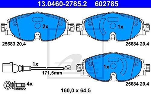 ATE 602785 Kit Freno