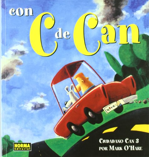 Ciudadano Can 3 con C de Can/ Citizen Can 3 With C of Can Cover Image