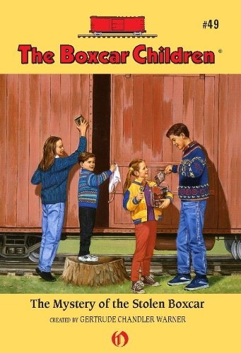 The Mystery of the Stolen Boxcar (The Boxcar Children Mysteries)