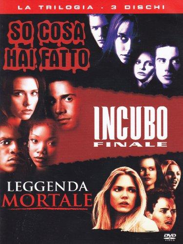 So cosa hai fatto + Incubo finale + Leggenda mortale(la trilogia) [3 DVDs] [IT Import] -