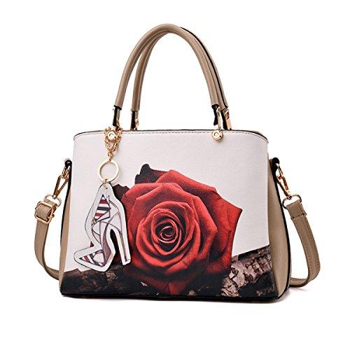 Mode Frau Tragbare Schulter Messenger Bag 1