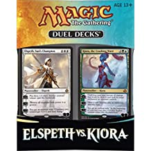 Magic the Gathering Duel Decks Elspeth vs. Kiora (englisch)