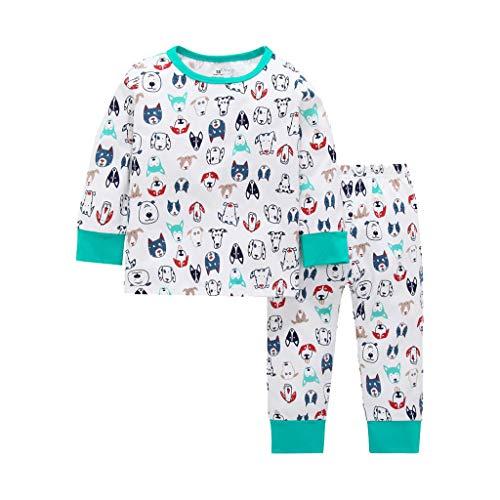 Pop Sterne Kostüm Prinzessin - Pingtr Babybekleidung Baby Top T-Shirt + Hose,Kleinkind Baby Langarm Cartoon Pinguin Tops + Hosen Schlafanzug Nachtwäsche Outfits