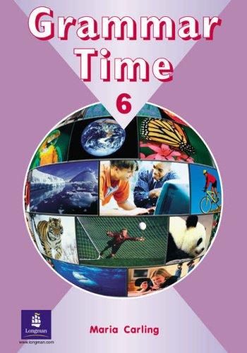 Grammar Time 6 Global Students Book