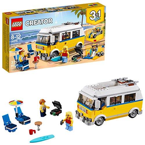 LEGO Creator 3in1 Sonnenschein Surfer Van 31079 Baukastens (379 Stück)