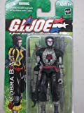 "'G.I. JOE Cobra b.a.t. Battle Android Trooper ""Valor VS. Venom Action Figure Hasbro 2003"