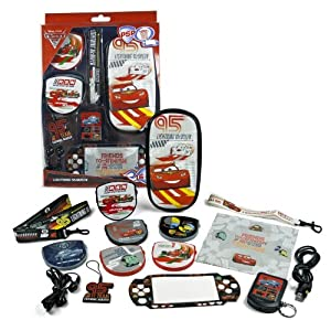 indeca Disney Pixar Cars 2 Accessory Kit Pack Zubehör