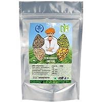 Natural apigreen Fenugreek/Methi Seeds, 200 Grams