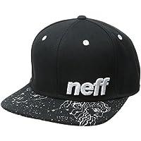Neff Daily Pattern Cap Lime/Black Einheitsgröße