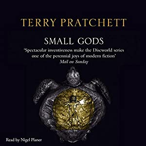 small gods discworld book 13 audio download amazon co uk terry