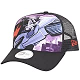 DC COMICS - NEW ERA ADJUSTABLE CAP - BATMAN - SUPER TRUCKER - BLACK