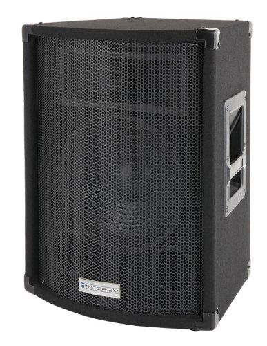 "Paar McGrey TP-8 DJ PA Lautsprecher Box 20cm (8"") Subwoofer 300W (Passiv, 2-Wege System, Holzgehäuse) (Paar 8-zoll-subwoofer)"