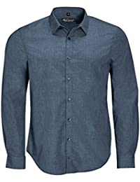 a6577c831d SOLS - Camisa de botones de manga larga Modelo Barnet hombre caballero