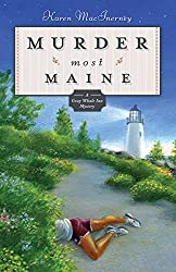 Murder Most Maine (The Gray Whale Inn Mysteries)