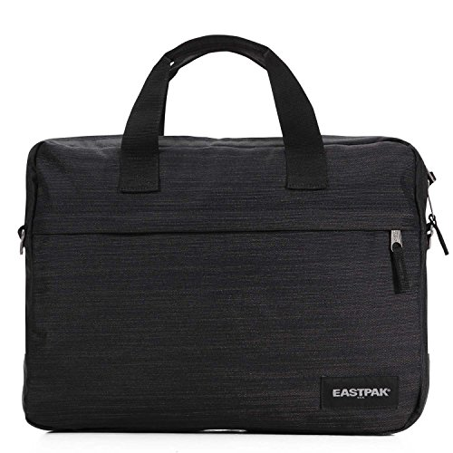 Eastpak , Borsa Messenger  Unisex, Schwarz - (Linked Black) (Nero) - EK08918L