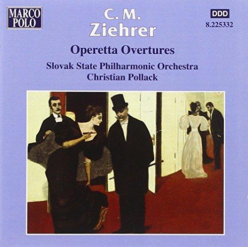 C.M. Ziehrer : Operetta Overtures