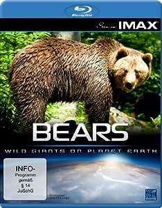Seen on IMAX: Bears - Wild Giants on Planet Earth [Blu-ray]