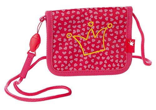 sigikid, Mädchen, Brustbeutel, Pinky Queeny, Pink, 24760