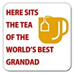 Here Sits The Tea of the World's Best...