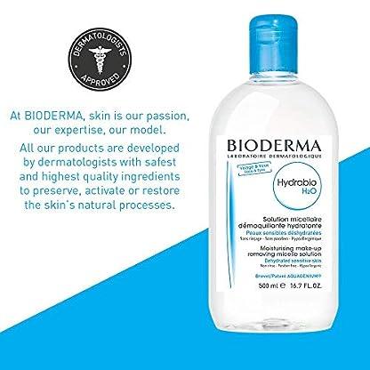 51Cx IcPebL. SS416  - Bioderma Hydrabio H2O Agua Micelar - 250 ml