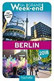 Guide Un Grand Week-end à Berlin 2018
