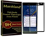 Best Blackberry Bottom Covers - Marshland® Tempered Glass 3D Curved Edge to Edge Review