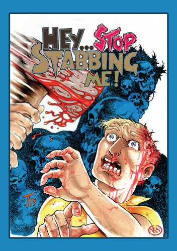 Feature Film - Hey...Stop Stabbing Me! [Edizione: Stati Uniti]